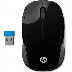 Mouse raton hp optico wireless inalambrico