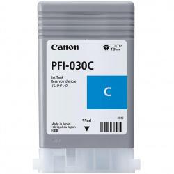 Cartucho tinta canon pfi - 030 cian