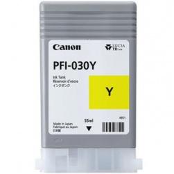 Cartucho tinta canon pfi - 030 amarillo