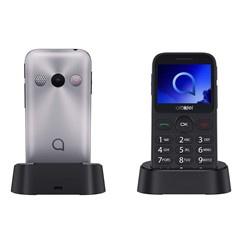 Telefono movil alcatel 2019g metalic silver