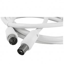Cable silver ht antena tv macho - hembra
