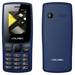 Telefono movil volfen a2 azul pantalla