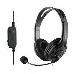 Auriculares con microfono usb phoenix control