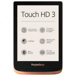 Pocketbook touch hd3 ereader 6pulgadas 16gb