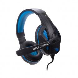 Auriculares con microfono coolbox deepblue g3