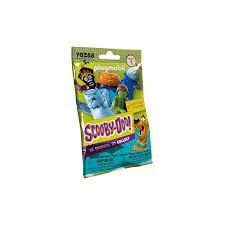 Playmobil sobre sorpresa scooby doo serie