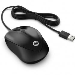 Mouse raton hp usb 1000 negro
