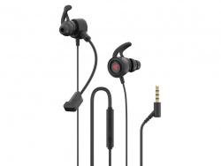 Auriculares gaming genesis oxygen 200 microfono