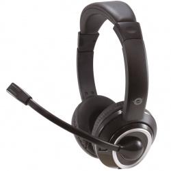 Auricular conceptronic polona02b jack 3.5mm microfono