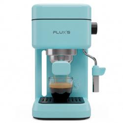 Cafetera expres flux´s azul aguamarina 1.5l