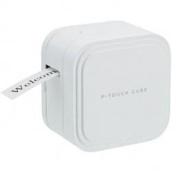 Rotuladora electrica portatil brother ptp910bt cube