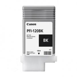 Cartucho tinta canon pfi - 120 bk negro