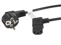 Cable alimentacion lanberg schuko cee 7
