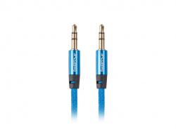 Cable estereo lanberg jack 3.5mm macho