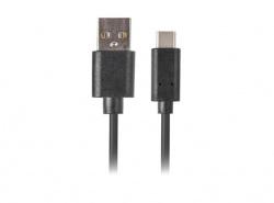 Cable usb lanberg 2.0 macho usb