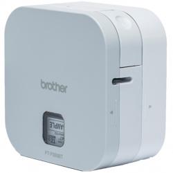 Rotuladora electrica portatil brother ptp300bt cube