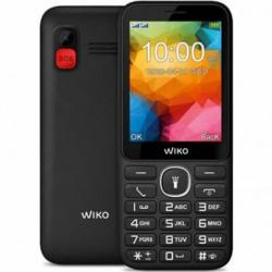 Telefono movil wiko f200 negro 2.8pulgadas
