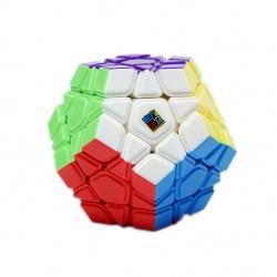 Cubo rubik moyu meilong megaminx magnetico