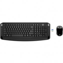 Kit teclado + mouse raton hp