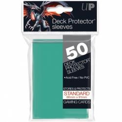 Fundas standard ultra pro color aqua