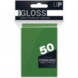 Fundas standard ultra pro color verde