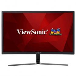 Monitor led 23.6pulgadas viewsonic vx2458 - c - m curvo