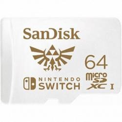 Licencia nintendo switch uhs i u3