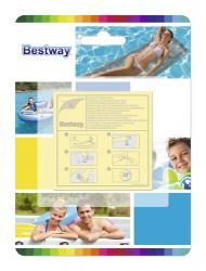 Bestway 62068 - kit de parches