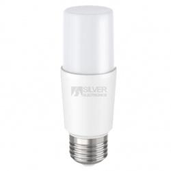 Bombilla led silver electronic eco tubular