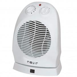Calefactor nevir nvr - 9509fh 2 potencias 1000w - 2000w