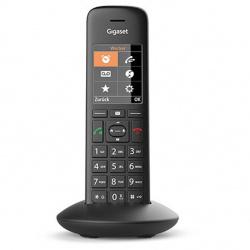 Telefono gigaset c570hx inalambrico dect negro