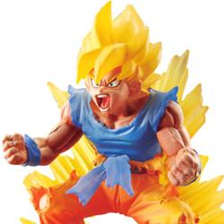 Super saiyan son goku 02 figura