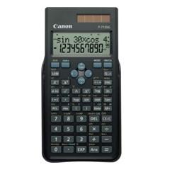 Calculadora canon cientifica f - 715sg dbl negra