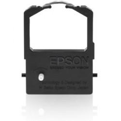 Cinta impresora epson c13s015047 negro sidm