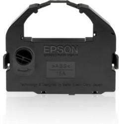 Cinta impresora epson c13s015054 negro sidm