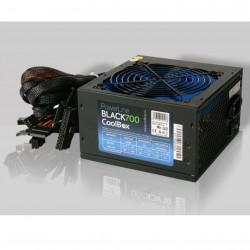 Fuente alimentacion coolbox powerline black - 700 700w