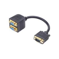 Cable vga cc - vgax2 - 20cm vga x2 vga