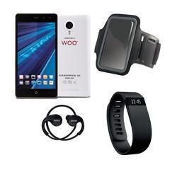 Telefono movil smartphone woo casiopea 3