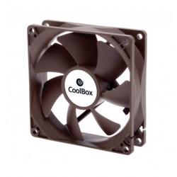 Ventilador auxiliar coolbox 9cm 1600rpm color