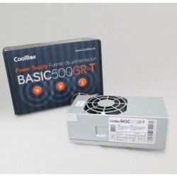 Fuente alimentacion coolbox tfx basic 500gr - t