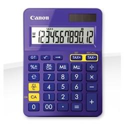 Calculadora canon sobremesa ls - 123k morado