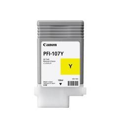 Cartucho canon pfi - 107y amarillo ipf670 ipf680