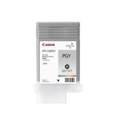 Cartucho canon pfi - 103pgy foto gris ipf5100