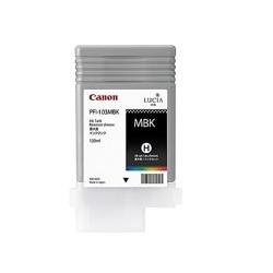 Cartucho canon pfi - 103mbk negro mate ipf5100