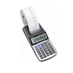 Calculadora canon impresion portatil p 1 - dtsc