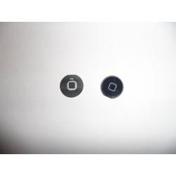 Repuesto boton home apple ipad3 negro