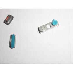 Repuesto boton encendido volumen apple iphone