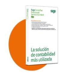 Programa sage contaplus profesional servicio standard