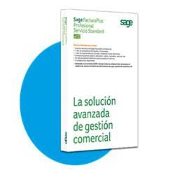 Programa sage facturaplus profesional servicio standard