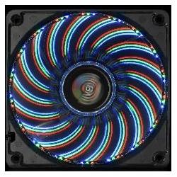 Ventilador gaming multicolor silencioso enermax interior